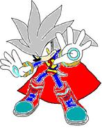 Superhedgehog (Silver the Hedgehog)