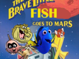 The Brave Little Fish: Goes to Mars (1998)