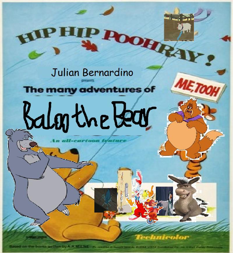The Many Adventures of Baloo the Bear