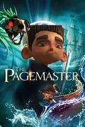 The Pagemaster (1994; Gabriel Adam Pictures Style) Movie Poster