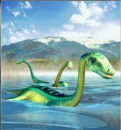 ZTDD Plesiosaurus