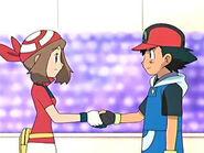Ash vs May