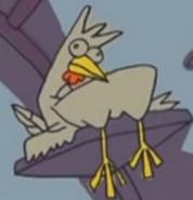 Chicken (Poochini's Yard)