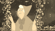 Fairy Godmother's Statue