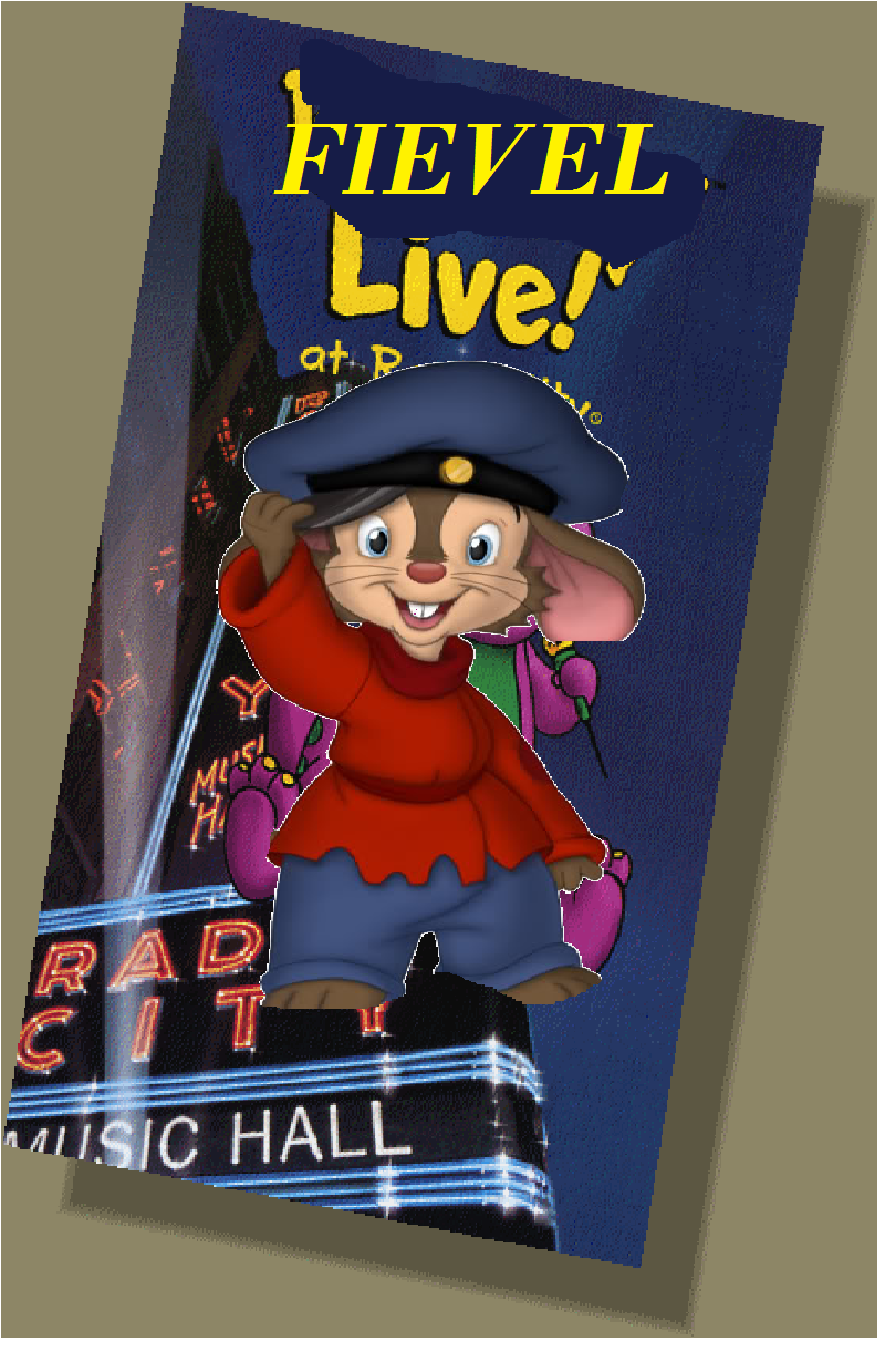 Fievel Live! In New York City