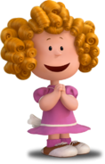 Frieda peanuts movie