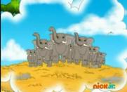 Go Diego Go African Elephants