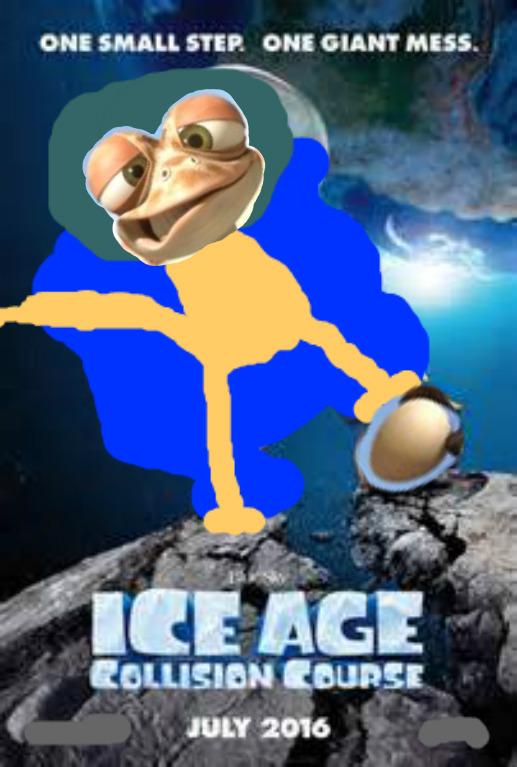 Ice Age 5: Collision Course (Amzy Yzma)