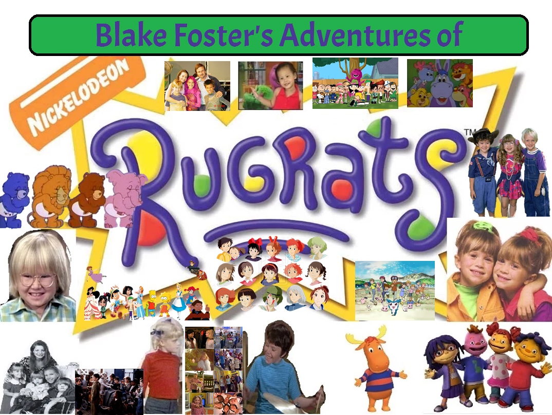 Blake Foster's Adventures of Rugrats