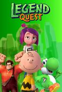 Legend Quest (CharlieBrownandChloeFans) Poster