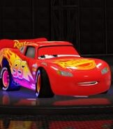 Lightning McQueen in Cars 3 Driven to Win