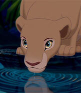 Nala in The Lion King