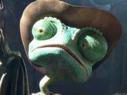 Rango the Chameleon