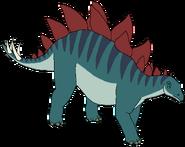Sanford the Stegosaurus