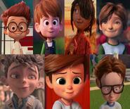 Sherman, Nate, Kubo, Jamie, Eggs, Tim and Lucas