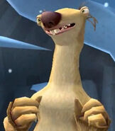 Sid in Ice Age 2 The Meltdown (Video Game)