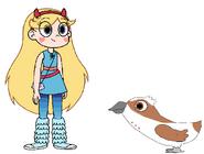 Star meets Osprey