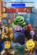 The Characters Ninjago Movie poster