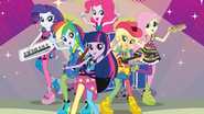 Twilight Sparkle and her Friends (My Little Equestria Girls)