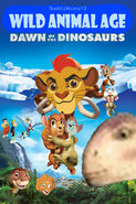 Wild Animal Age 3 Dawn of the Dinosaurs Poster