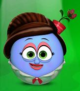 Blueberry veggietales 2014