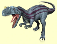 Ceratosaurus (Dinosaur King)
