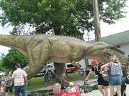 DinoStroll Giganotosaurus
