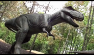 Dinosaurs Alive! Tyrannosaurus rex