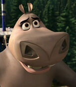 Gloria in Madagascar 3 Europe's Most Wanted