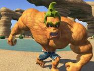 Hulk Jimmy was Angry Rage