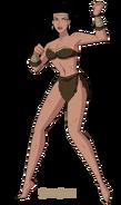 Jungle Wonder Woman
