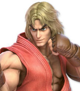 Ken in Super Smash Bros. Ultimate