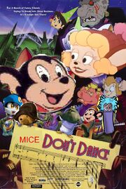 Mice Don't Dance (Disney and Sega Style) Poster.jpg