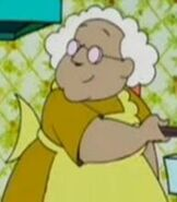 Muriel Bagge in Courage the Cowardly Dog