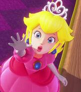 Peach in Super Mario Odyssey