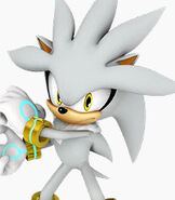 Silver the Hedgehog in Sonic at the Olympic Games