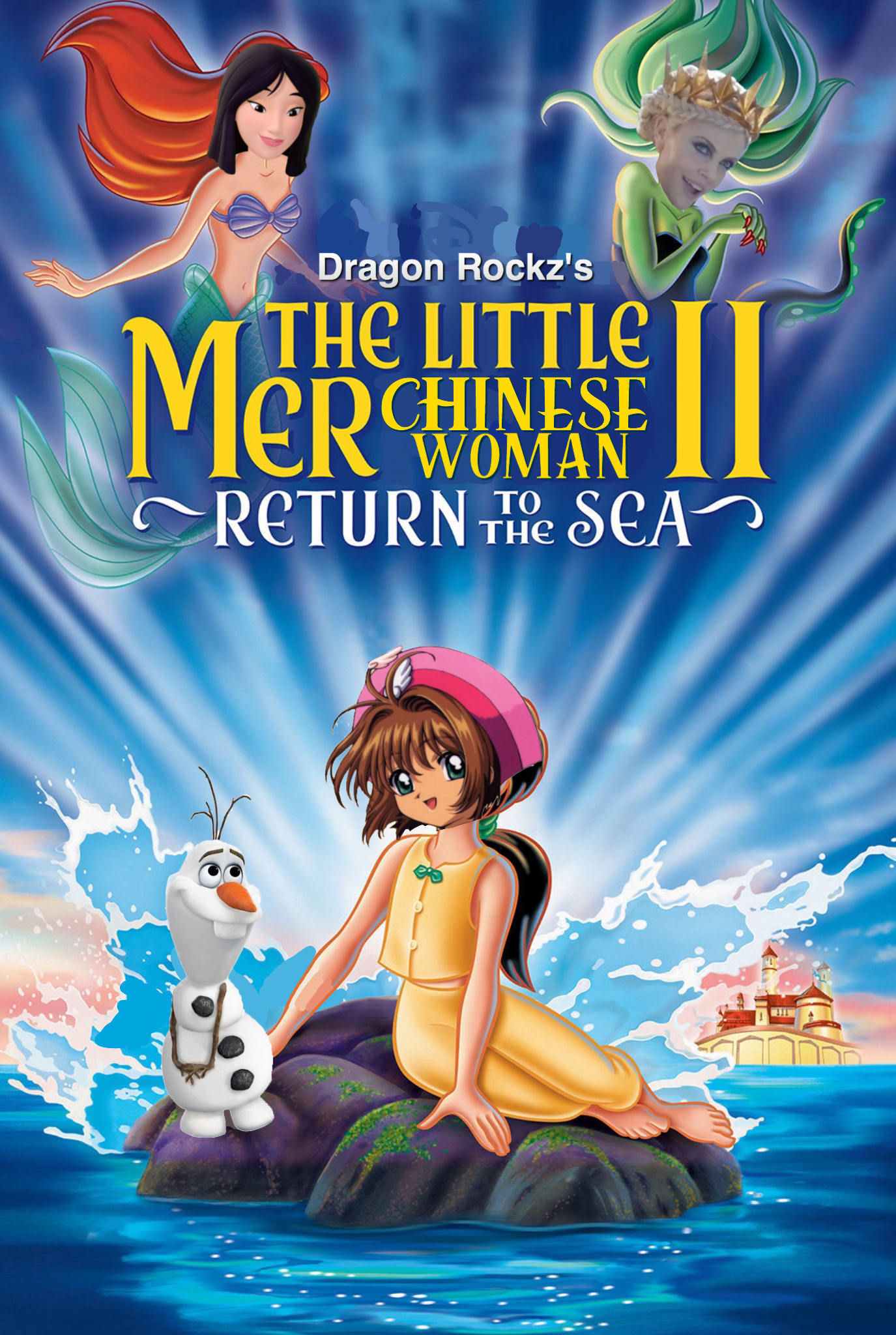 The Little Mer-Chinese Woman 2: Return to the Sea