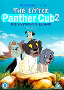 The Little Panther Cub 2 The Mysterious Island Poster