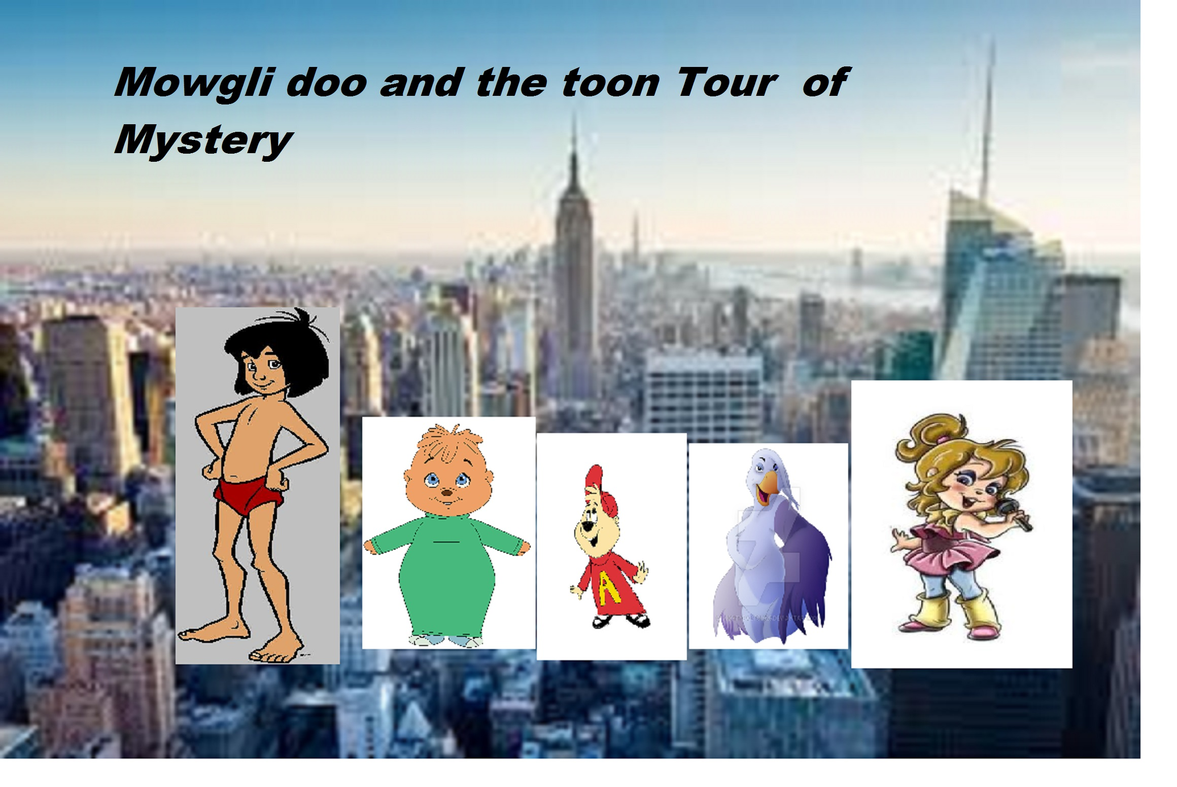 Mowgli Doo and the Toon Tour of Mysteries