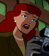 Vicki Vale in Batman The Brave and the Bold