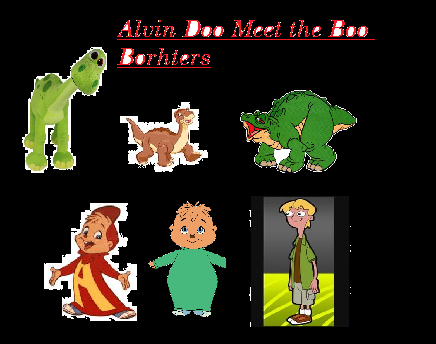 Alvin Doo Meets the Boo Brothers