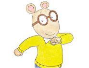 Arthur read by jbugg95-dc0vm8g