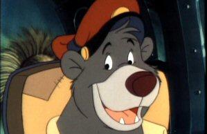 A Case of Stage Blight (Baloo & Yogi Rescue Rangers)