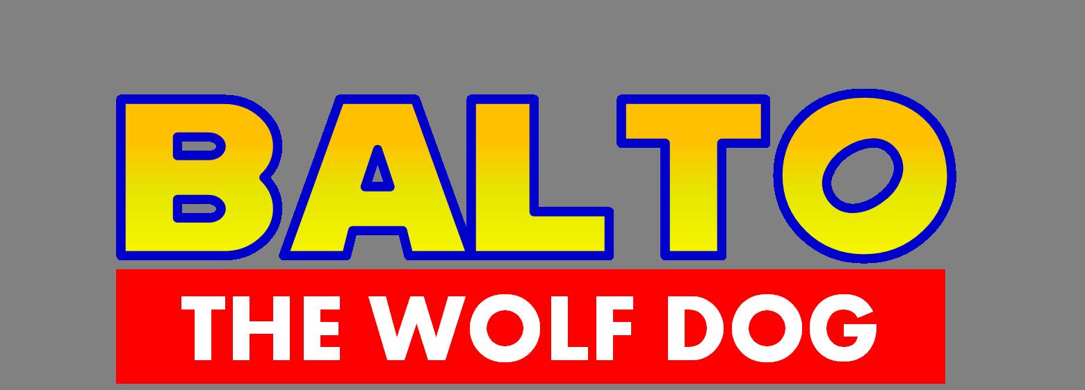 Balto the Wolf Dog (Sonic the Hedgehog) Series