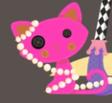 Confetti Carnivale's Pet Cat