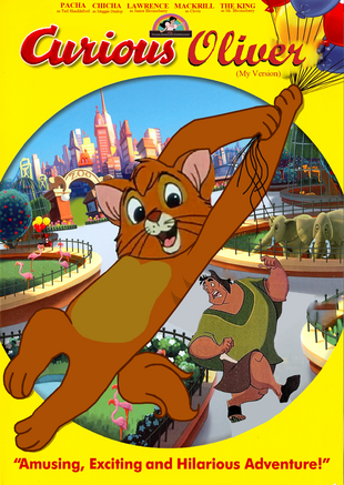 Curious Oliver (Curious George) Parody Cover.png