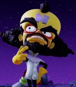 Dr. Neo Cortex in Skylanders- Imaginators