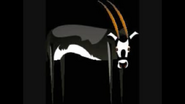 Safari Island Antelope
