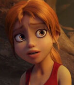 Sara Lavrof in Tad the Lost Explorer and the Secret of King Midas