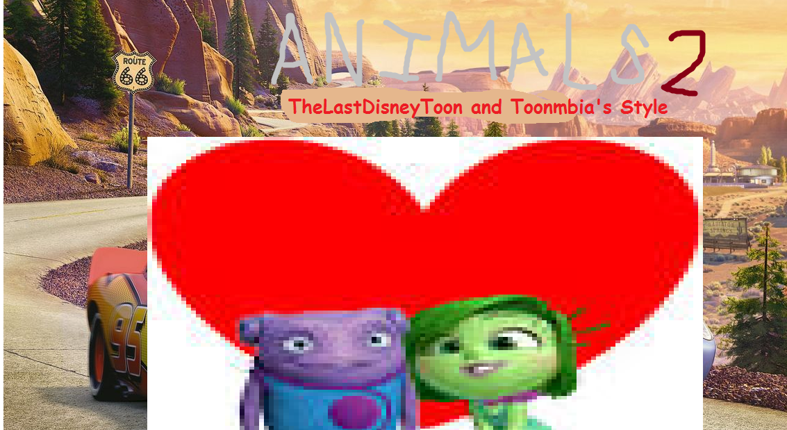 Animals 2 (Cars 2) (TheLastDisneyToon and Toonmbia Style)